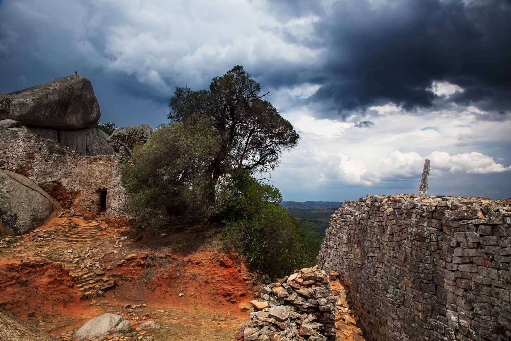 Storm, Great Zimbabwe